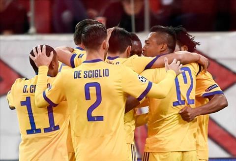 Olympiacos 0-2 Juventus De dang doat ve hinh anh
