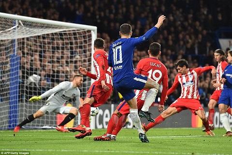 Du am Chelsea 1-1 Atletico Tra gia vi dut diem kem hinh anh 3