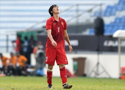 Tuan Anh lo hen voi U23 Viet Nam Nen mung hay lo hinh anh