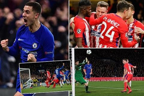 Chelsea 1-1 Atletico