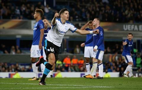 Nhan dinh Apollon vs Everton 01h00 ngay 0812 (Europa League 201718) hinh anh