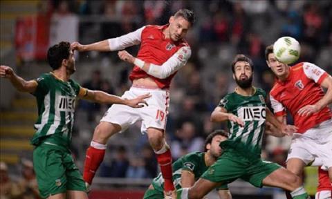 Nhan dinh Basaksehir vs Braga 01h00 ngay 812 (Europa League 201718) hinh anh