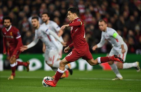 Liverpool vui dap Spartak 7-0 Ca chau Au dang so The Klopp hinh anh