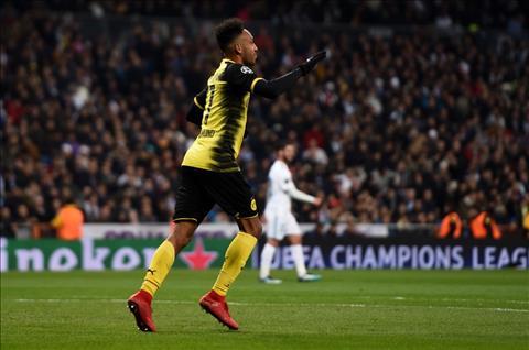 Nhung thong ke dang nho sau tran Real Madrid 3-2 Dortmund hinh anh 2
