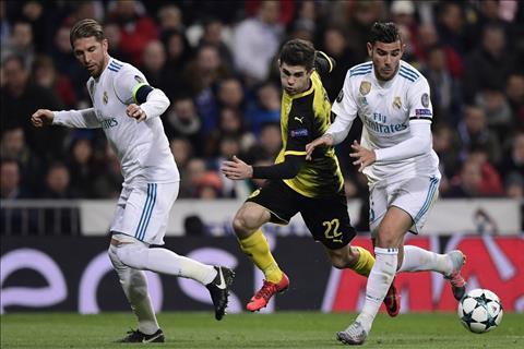 Thay gi sau tran cau hap dan Real Madrid 3-2 Dortmund hinh anh 2