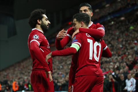Nhung thong ke an tuong sau tran Liverpool 7-0 Spartak Moscow hinh anh
