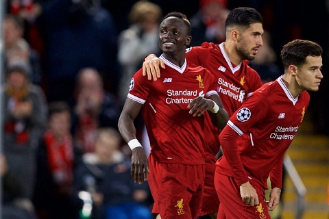 Emre Can Liverpool Champions League