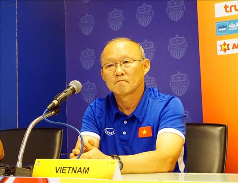 HLV Park Hang Seo U23 Viet Nam kho long the hien phong do cao nhat hinh anh