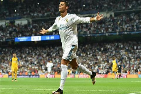 Cristiano Ronaldo se con gianh nhieu Qua bong vang nua hinh anh