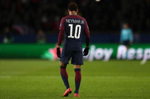HLV PSG len tieng ve tin don Neymar toi Real Madrid hinh anh