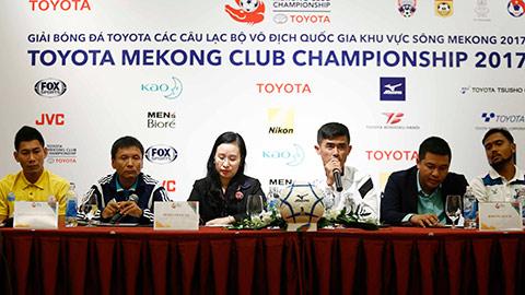 Sanna Khanh Hoa se dai dien Viet Nam du Mekong Cup 2017.