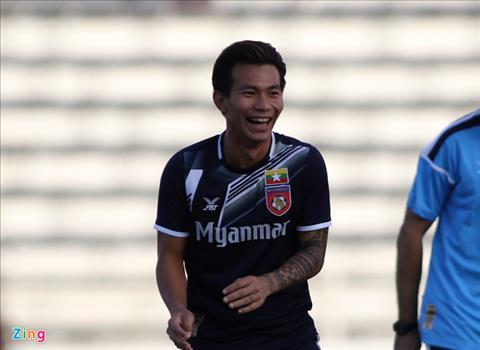 U23 Viet Nam vs U23 Myanmar Sao U23 Myanmar noi gi hinh anh