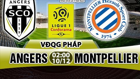 Nhan dinh Angers vs Montpellier 02h00 ngay 1012 (Ligue 1 201718) hinh anh