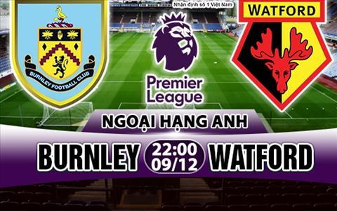Nhan dinh Burnley vs Watford 22h00 ngay 0912 (Premier League 201718) hinh anh