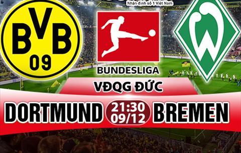 Nhan dinh Dortmund vs Bremen 21h30 ngay 912 (Bundesliga 201718) hinh anh