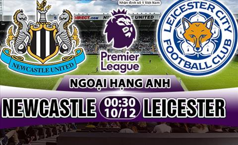Nhan dinh Newcastle vs Leicester 0h30 ngay 1012 (Premier League 201718) hinh anh