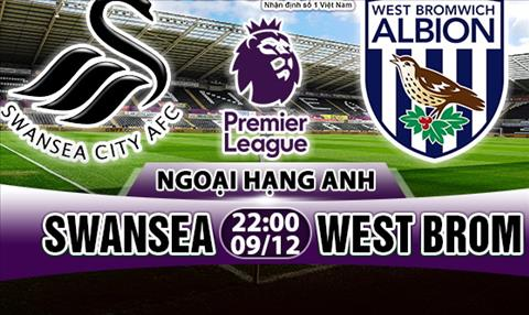 Nhan dinh Swansea vs West Brom 22h00 ngay 912 (Premier League 201718) hinh anh