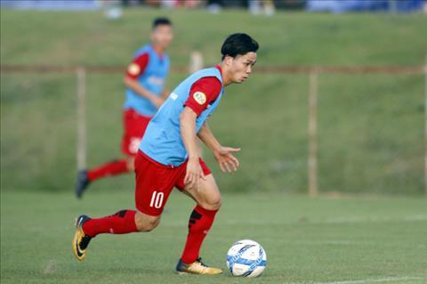 U23 Viet Nam vs U23 Myanmar Bai test cua ong Park hinh anh