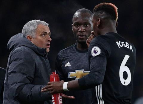 Mourinho noi ve doi hinh tran MU vs Man City hinh anh