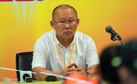 Thay Park than trong sau tran thang dau tay cung U23 Viet Nam hinh anh