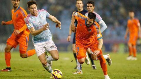 Nhan dinh Valencia vs Celta Vigo 02h45 ngay 1012 (La Liga 201718) hinh anh