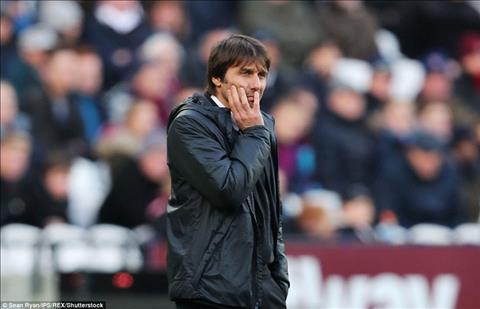 West Ham 1-0 Chelsea Kiet que vi Conte hinh anh 2