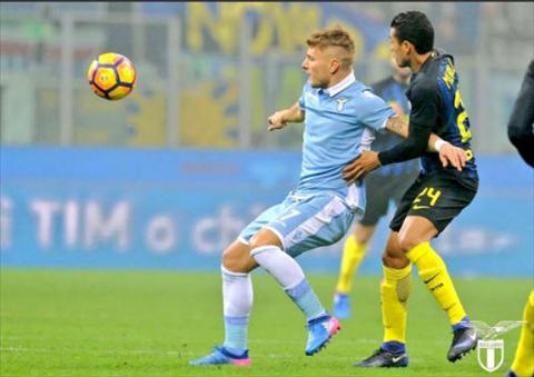 Tong hop Inter Milan 1-2 Lazio (Coppa Italia 201617) hinh anh