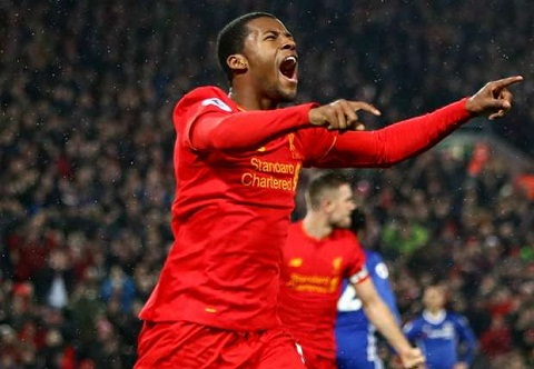 Tien ve Wijnaldum that vong vi Liverpool thua Leicester hinh anh 2
