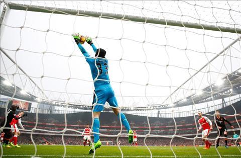 Thu mon Petr Cech chan nan voi hang thu cua Arsenal hinh anh 2
