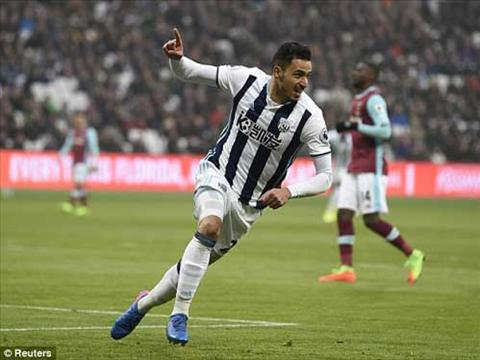 Tong hop West Ham 2-2 West Brom (Vong 25 NHA 201617) hinh anh