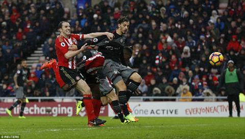 Tong hop Sunderland 0-4 Southampton (Vong 25 NHA 201617) hinh anh