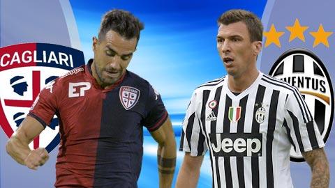 Nhan dinh Cagliari vs Juventus 02h45 ngay 132 (Serie A 201617) hinh anh