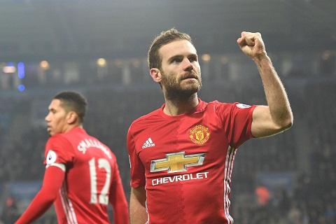 Tien ve Juan Mata noi ve moi quan he voi Mourinho hinh anh