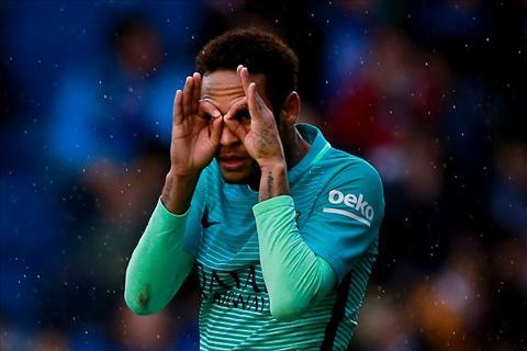 """""""Neymar là diễn viên siêu hạng"""""""