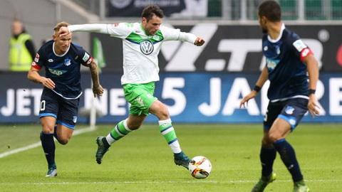 Wolfsburg vs Hoffenheim 1h30 ngày 249 Bundesliga 201920 hình ảnh