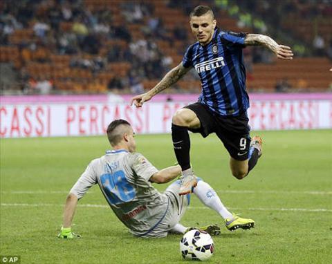 Tong hop Inter Milan 2-0 Empoli (Vong 24 Serie A 201617) hinh anh