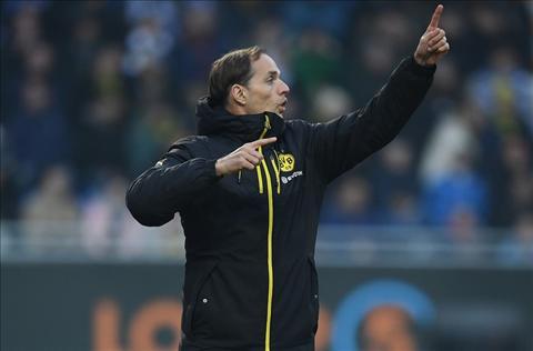 Dortmund chinh thuc sa thai HLV Thomas Tuchel hinh anh 2