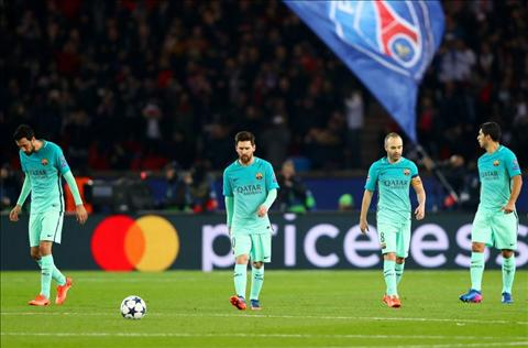 PSG 4-0 Barca That bai tui ho cua Barca hinh anh 4