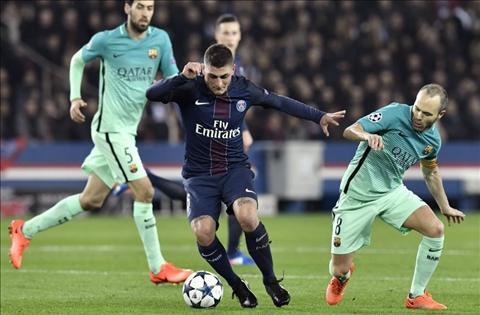 PSG 4-0 Barca Vi sao thay tro Enrique tham bai hinh anh 2