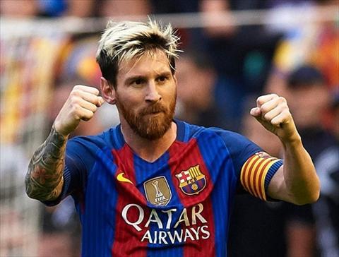 Mascherano Messi con lon hon ca Barcelona hinh anh