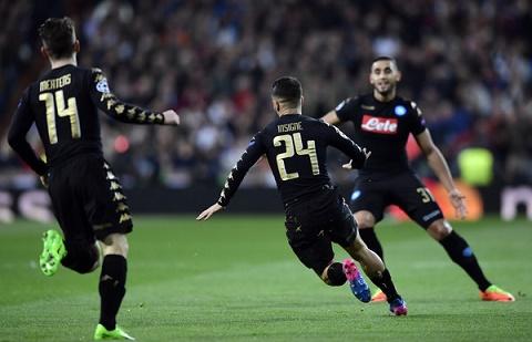 Napoli vs Real Madrid (2h45 ngay 83) Mon qua sinh nhat hinh anh