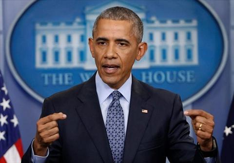 Cuu Tong thong Barack Obama la fan cua doi bong doi so Bundesliga hinh anh