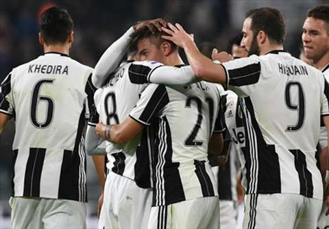 Juventus 4-1 Palermo Vui dap ke yeu hinh anh