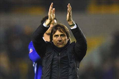 Conte len tieng truoc tin don se roi Chelsea toi Inter hinh anh