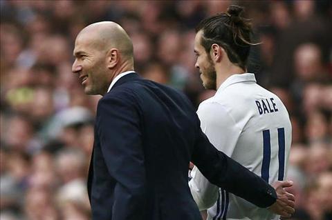 Zidane va Bale
