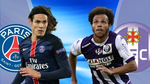 PSG vs Toulouse 2h00 ngày 268 Ligue 1 201920 hình ảnh