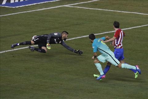 Atletico 1-2 Barca Sieu pham cua Messi la khac biet hinh anh 2