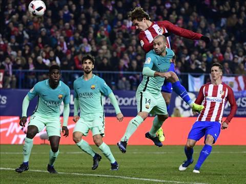 Atletico 1-2 Barca Sieu pham cua Messi la khac biet hinh anh 4