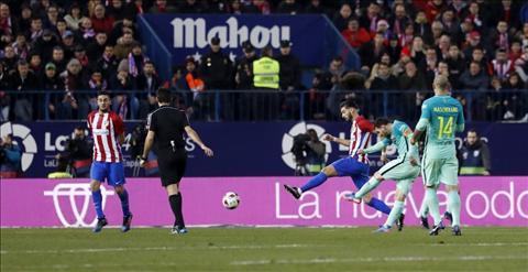 Atletico 1-2 Barca Sieu pham cua Messi la khac biet hinh anh 3