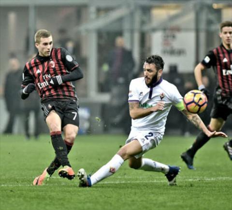 Tong hop AC Milan 2-1 Fiorentina (Vong 25 Serie A 201617) hinh anh